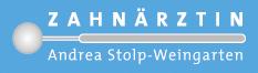Zahnärztin Stolp-Weingarten Logo
